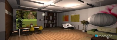 Raumgestaltung Projektovanje in der Kategorie Esszimmer