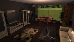 Raumgestaltung Raum 1 in der Kategorie Esszimmer