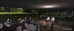 Raumgestaltung Restaurant design draft in der Kategorie Esszimmer