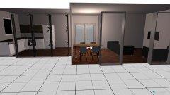 Raumgestaltung rieselfeld in der Kategorie Esszimmer
