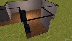 Raumgestaltung RoterStich in der Kategorie Esszimmer