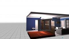 Raumgestaltung RUANG TAMU in der Kategorie Esszimmer