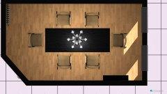 Raumgestaltung S-Zimmer in der Kategorie Esszimmer