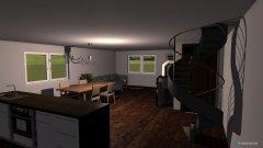 Raumgestaltung Sabrina  in der Kategorie Esszimmer