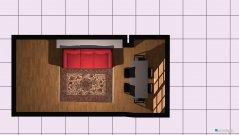 Raumgestaltung Sacada fechada in der Kategorie Esszimmer