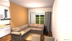 Raumgestaltung Sala e janta in der Kategorie Esszimmer
