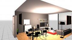Raumgestaltung Sala in der Kategorie Esszimmer