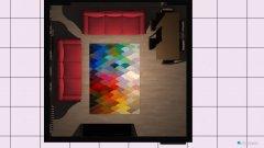 Raumgestaltung salon2 üçlü in der Kategorie Esszimmer