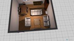 Raumgestaltung Sarıyer Salon in der Kategorie Esszimmer