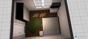 Raumgestaltung Schlafzimmer2 in der Kategorie Esszimmer