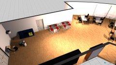 Raumgestaltung Schwartauer Allee in der Kategorie Esszimmer