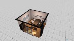 Raumgestaltung Seegasse 6 in der Kategorie Esszimmer