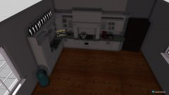 Raumgestaltung simon wohnzimmer küche esszimmer in der Kategorie Esszimmer