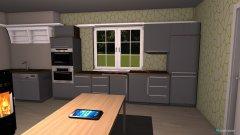 Raumgestaltung stube richtige Maße 2 in der Kategorie Esszimmer