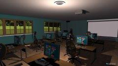 Raumgestaltung Sun in der Kategorie Esszimmer