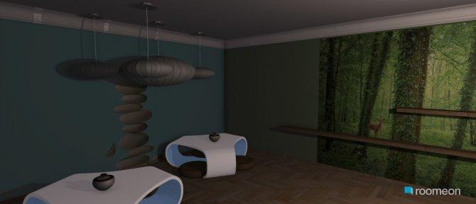 Raumgestaltung TeeDo in der Kategorie Esszimmer