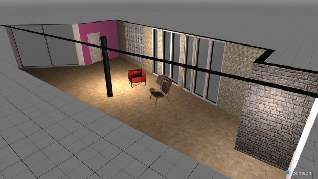 Raumgestaltung testing in der Kategorie Esszimmer