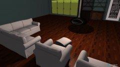 Raumgestaltung Traumhaus in der Kategorie Esszimmer