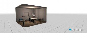 Raumgestaltung udestue in der Kategorie Esszimmer