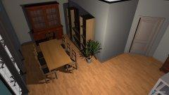 Raumgestaltung Unser Wohnzimmer in der Kategorie Esszimmer
