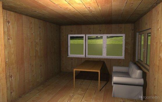 Raumgestaltung valzeina in der Kategorie Esszimmer