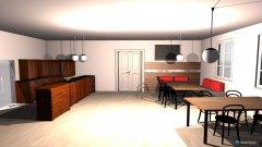 Raumgestaltung variante 3 in der Kategorie Esszimmer