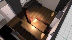 Raumgestaltung Version 1 in der Kategorie Esszimmer