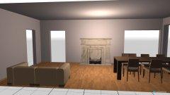 Raumgestaltung vrum in der Kategorie Esszimmer