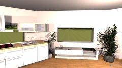 Raumgestaltung Wabenhaus in der Kategorie Esszimmer