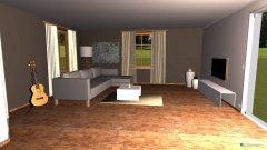 Raumgestaltung WG Umbau in der Kategorie Esszimmer