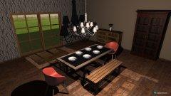 Raumgestaltung Wheat Field in der Kategorie Esszimmer
