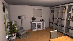 Raumgestaltung Wintergarten in der Kategorie Esszimmer