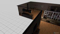 Raumgestaltung Wohn-Ess Kombi Deluxe in der Kategorie Esszimmer
