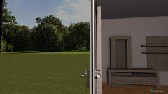 Raumgestaltung wohn-essbereich in der Kategorie Esszimmer