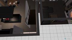 Raumgestaltung Wohn Essen Kochen in der Kategorie Esszimmer