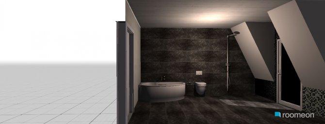 Raumgestaltung Wohn Essküche in der Kategorie Esszimmer