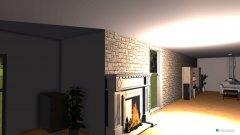 Raumgestaltung wohn esszimmer in der Kategorie Esszimmer