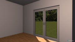 Raumgestaltung Wohn und Esszimmer in der Kategorie Esszimmer