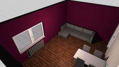 Raumgestaltung wohn in der Kategorie Esszimmer