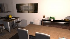 Raumgestaltung Wohnbereich_1_261213 in der Kategorie Esszimmer