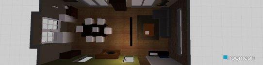 Raumgestaltung Wohnen, Essen, Büro in der Kategorie Esszimmer