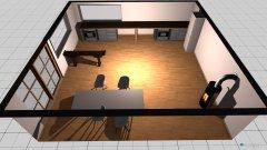 Raumgestaltung wohnen küche in der Kategorie Esszimmer