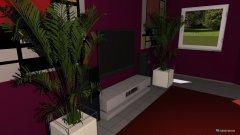 Raumgestaltung Wohnen und Essen in der Kategorie Esszimmer