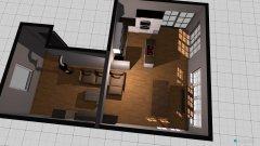 Raumgestaltung wohnen2 in der Kategorie Esszimmer