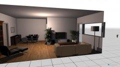 Raumgestaltung -wohnen3 in der Kategorie Esszimmer