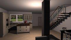 Raumgestaltung Wohnen in der Kategorie Esszimmer