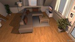 Raumgestaltung WohnEssbereich in der Kategorie Esszimmer