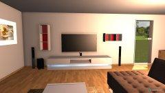 Raumgestaltung WohnEsszimmer_2015_04_01__ in der Kategorie Esszimmer