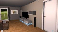 Raumgestaltung WohnEsszimmer_2015_04_30 in der Kategorie Esszimmer
