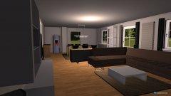Raumgestaltung WohnEsszimmer_2015_06_10 in der Kategorie Esszimmer
